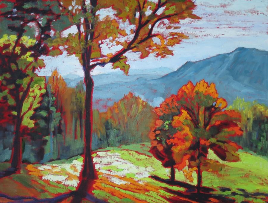 Autumn on the BlueRidge