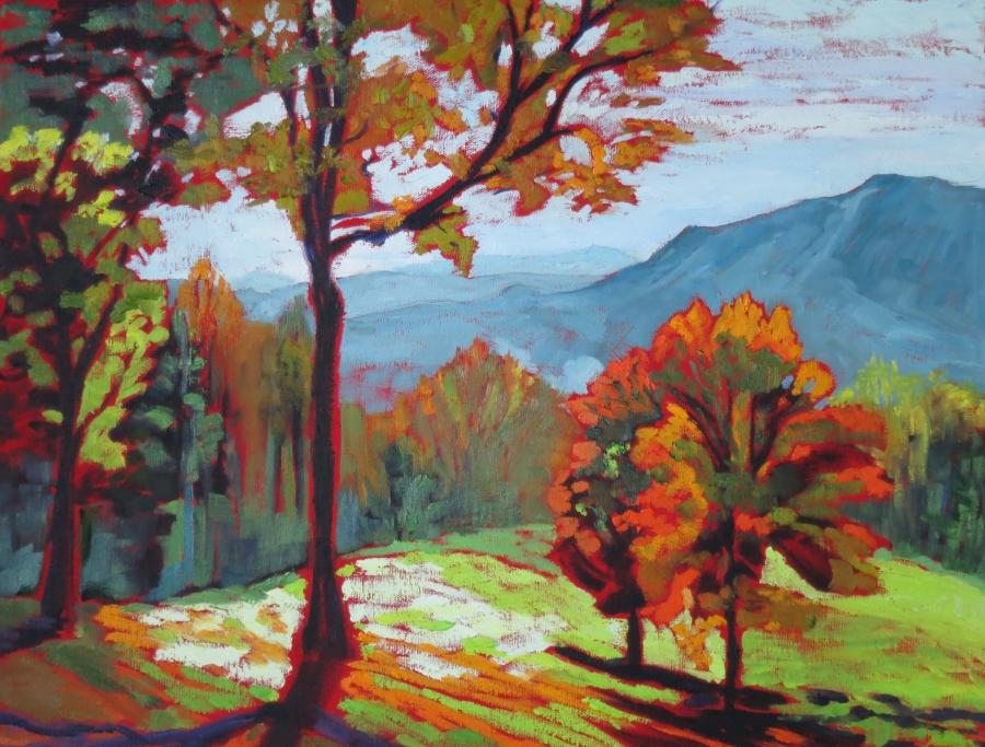 Autumn on the BlueRidge