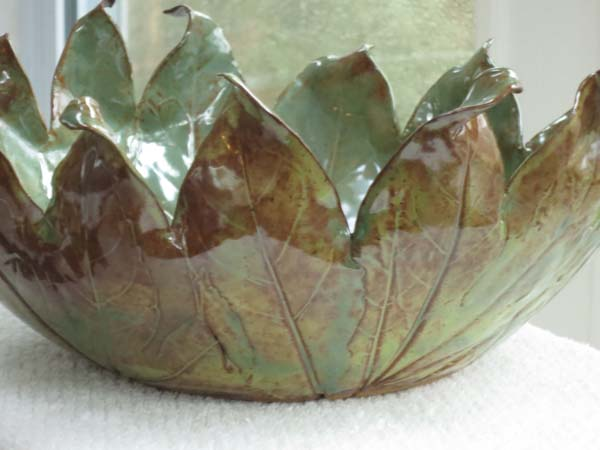 Pottery bowl by Nancy Butterworth Columbia, SC
